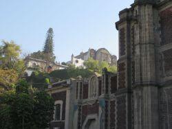Spacer po ogrodach Tepeyac  – Sanktuarium Matki Boże z Guadalupe…