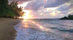Zatrzymać czas na hawajskiej plaży…