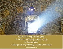 Bóg jest światłością, a nie ma w Nim żadnej ciemności