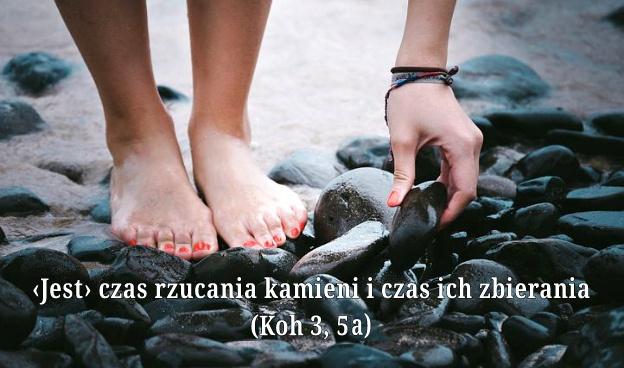 Kto jest bez grzechu, niech pierwszy rzuci kamień…