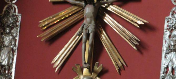 Cudowny Krucyfiks w Katedrze Poznańskiej
