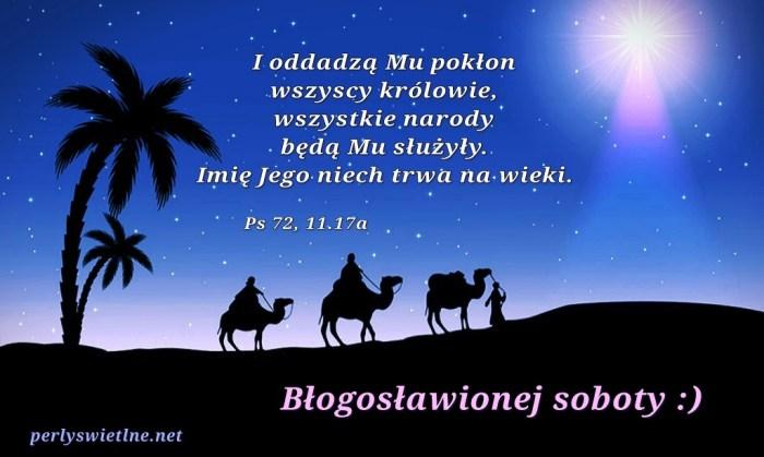 Oddadzą Mu pokłon wszyscy królowie (BŁ)