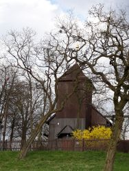 Kicin na szlaku drewnianych kościołów Wielkopolski