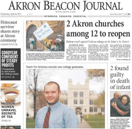 PERM Advertising Akron Beacon Journal