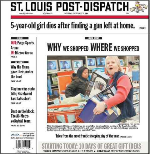 PERM Advertising St. Louis Post-Dispatch
