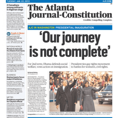PERM Advertising The Atlanta Journal-Constitution
