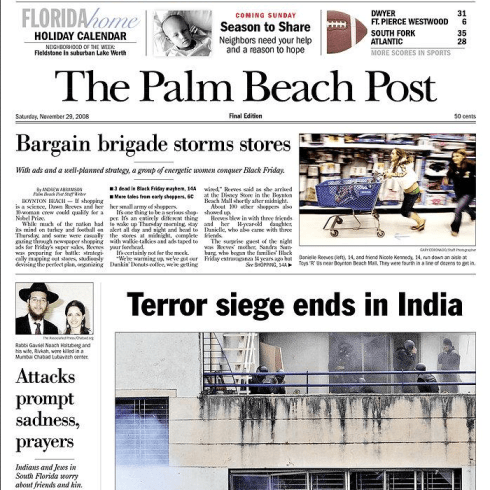 PERM Advertising The Palm Beach Post