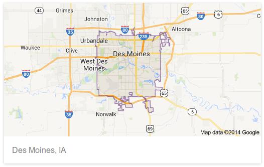 PERM Labor Certification Radio Ads Des Moines