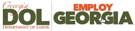 SWA Job Order Georgia Georgia Department Of Labor Employ Georgia