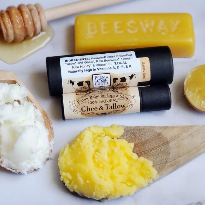 Lip Balms & Butter Balms