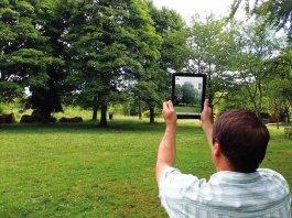 Tecnologia mobile per la permacultura