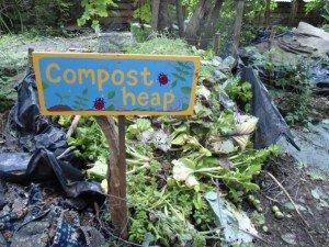 compostaggio nutrienti permacultura
