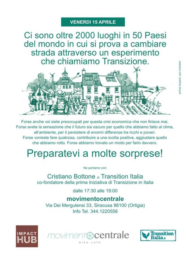 Transition Town Siracusa