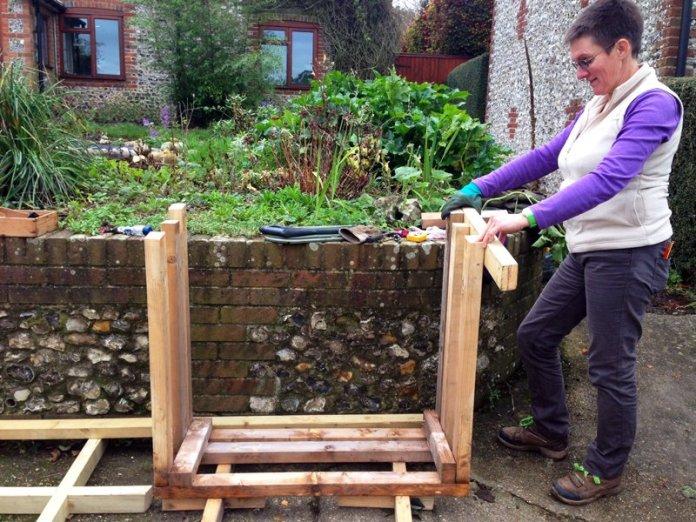 legnaia permacultura riciclo