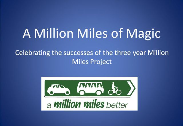 Milion Miles Transizione