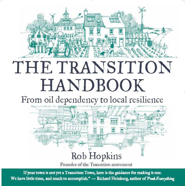 transition handbook by rob hopkins