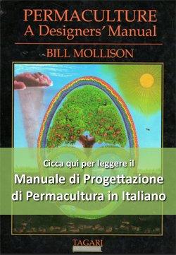 Leggi in italiano il Manuale di Progettazione in Permacultura