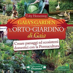 L'Orto-Giardino di Gaia – Toby Hemenway Book Cover