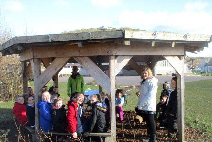 bambini permacultura classe aperta