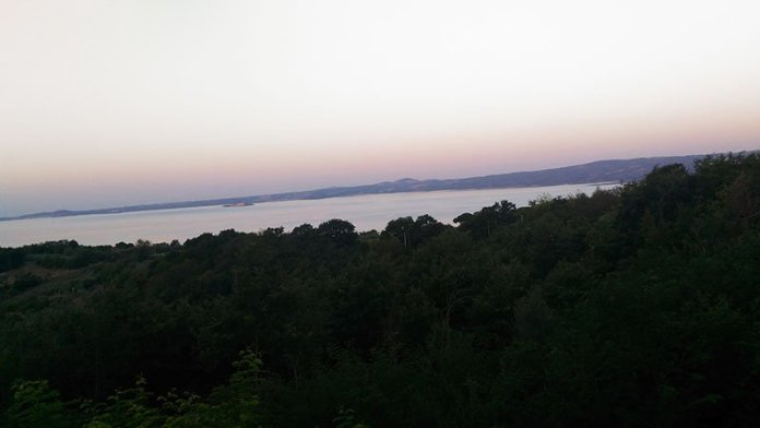 lago bolsena permacultura