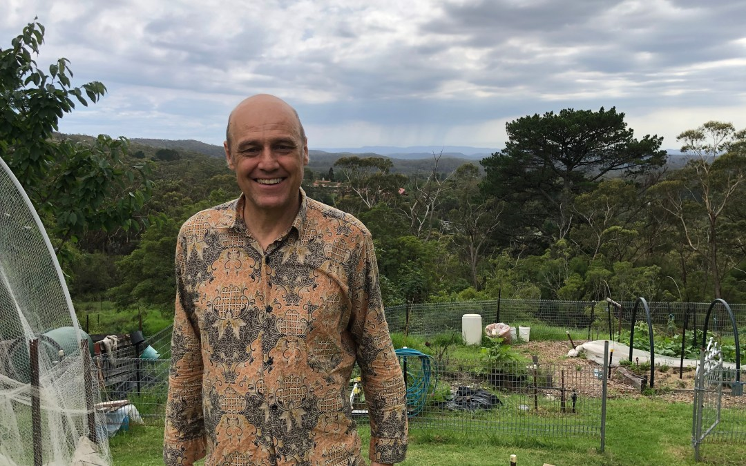 Permaculture Stories – Jed Walker