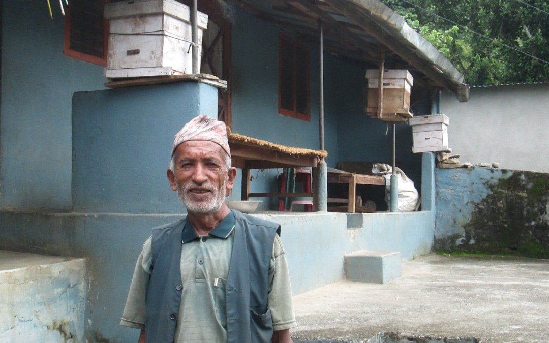 Rural farmers in Nepal join local permaculture network
