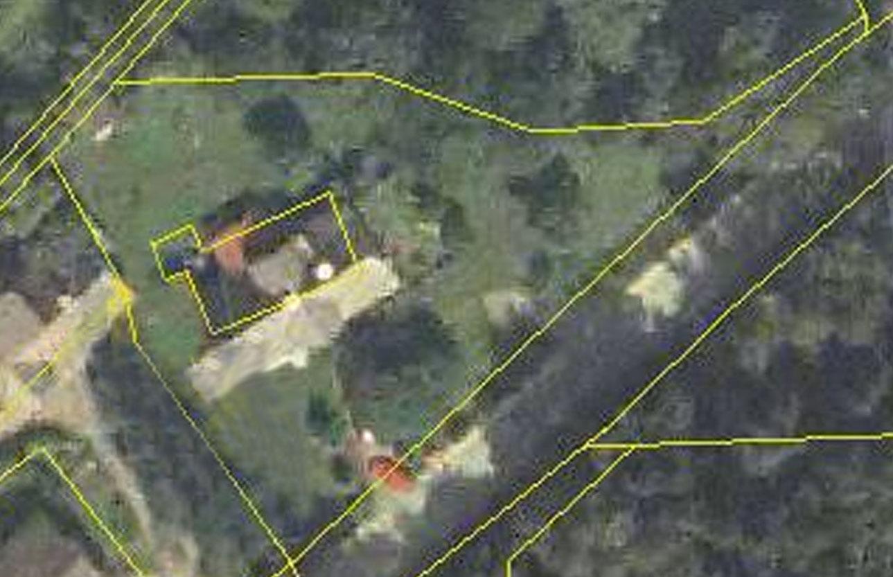 Luftaufnahme des zu planenden Projektes