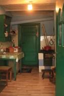 kuchnia, niezły strop