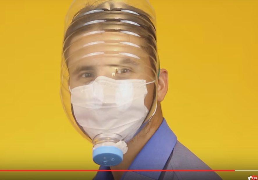 Bisa jadi Masker