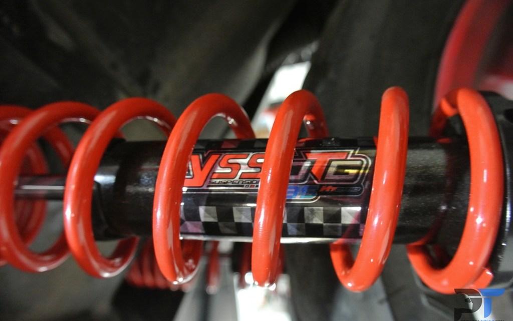 Hot News: TDR Akan Segera Rilis Suspensi YSS Untuk Yamaha NMax  Tipe DTG Terbaru!