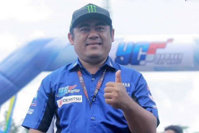 Kadek Suma, Divisi Motor Sports Yamaha Indonesia Motor Manufacturing (YIMM)