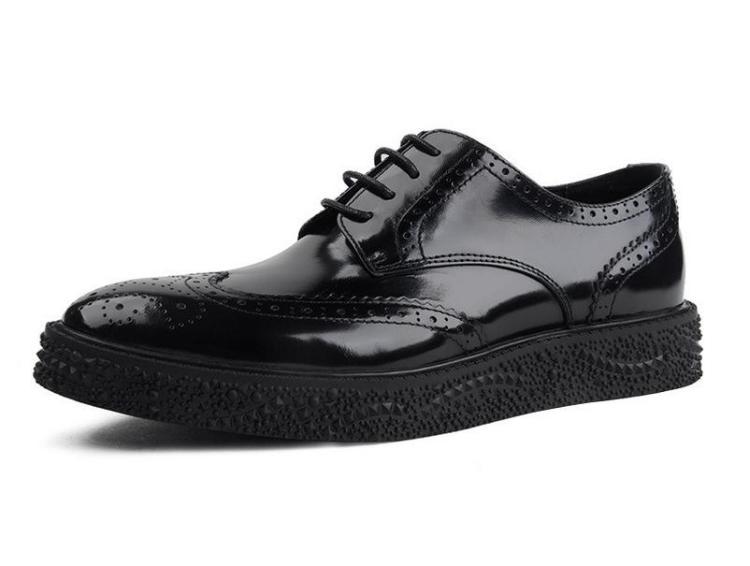 Sol-tebal-mens-kulit-asli-kasual-sepatu-toe-putaran-lace-up-sapi-bisnis-kulit-sepatu-pria