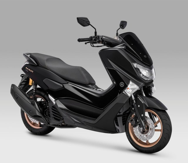 Yamaha NMAX 155 model 2018 Matte Black