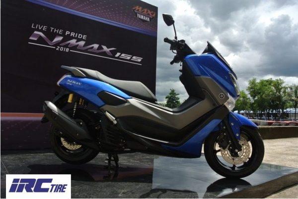 Kedatangan Lawan Baru, Yamaha NMAX Semakin Laris di Bulan Februari 2018