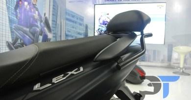 6 Jenis Aksesoris Yamaha Lexi