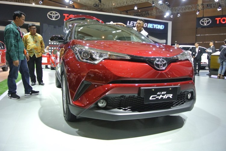 First Impression All New Toyota C-HR
