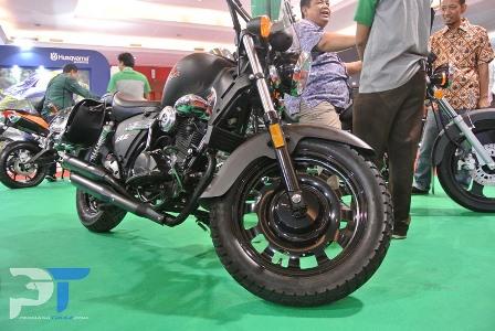Motobi 200 EFI