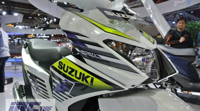 Data AISI Suzuki Nex II Mei 2018