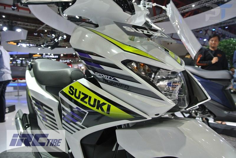 Data AISI Suzuki Nex II Mei 2018:  Nex II Sumbang 43% Dari Total Distribusi Motor Suzuki!
