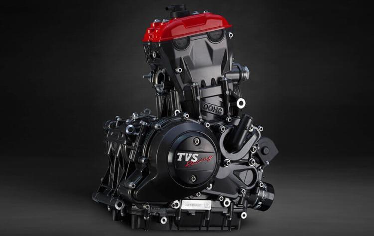Mesin TVS RR 310 Versi 250cc?