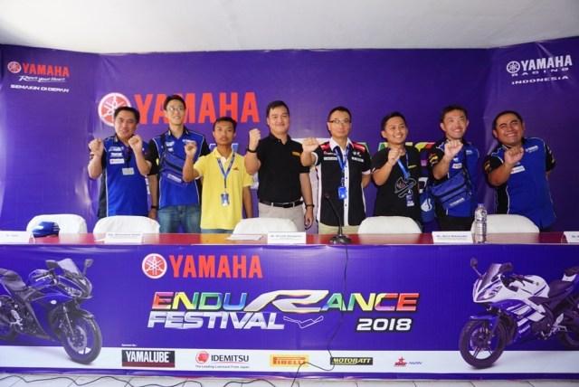PressCon Yamaha Endurance Festival 2018 Sentul