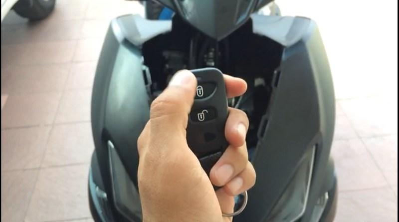 REV Immobilizer Yamaha Aerox 155