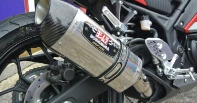 Aksesoris New Yamaha R25