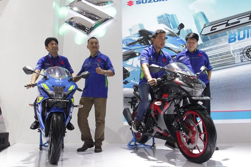Baru Saja di Luncurkan, Yuk Simak Kelebihan Suzuki GSX-R150 ABS Berikut Ini