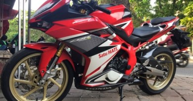 modifikasi mesin Honda CBR250RR