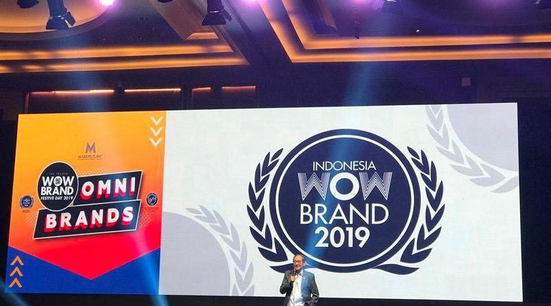 IRC raih wow brand 2019