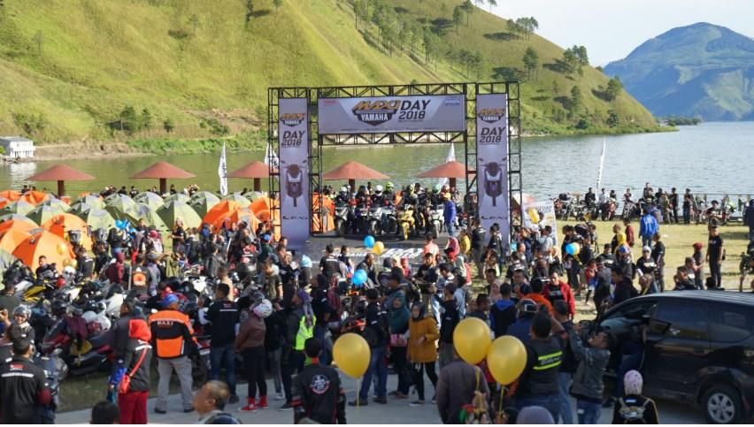Pagi Ini MAXI Yamaha Day Palembang Siap Digelar!