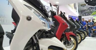 Yamaha Lexi MAXI Signature