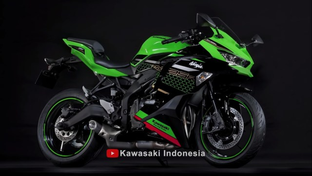 Spesifikasi Kawasaki Ninja ZX-25R
