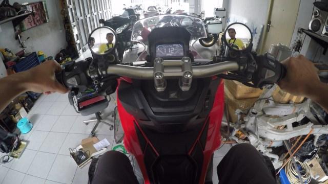 top speed ADV 180
